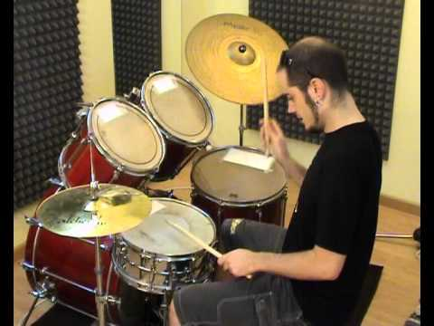Classes de Bateria: Paradidle