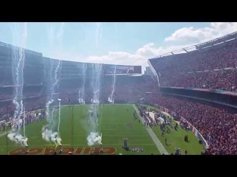 Chicago Bears – Opening Day 2014