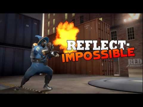 TF2 - The Impossible Pyro Reflect