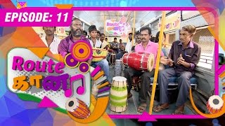 Route Gaana 26-07-2015 – Vendhar TV Show Episode 11