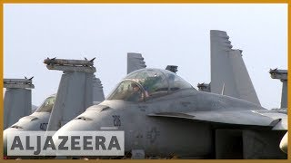 🛩️ Anti-ISIL carrier in Mediterranean attracts unwanted attention | Al Jazeera English - ALJAZEERAENGLISH