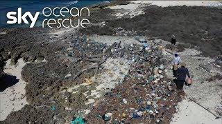 Deep Ocean Live: the clean-up begins - SKYNEWS