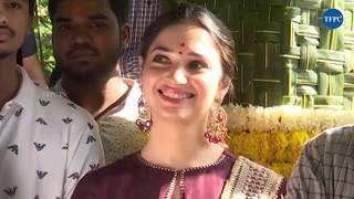 Gopichand - Tamannaah - Sampath Nandi New Movie Opening - TFPC