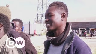 Are migrants in France using the new reception centers? | DW English - DEUTSCHEWELLEENGLISH