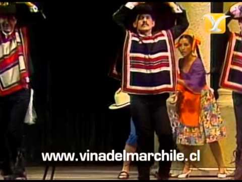 Festival de #ViñadelMar 1988, Ballet Antumapu