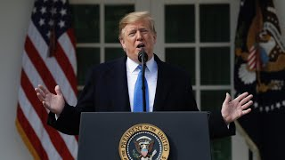 Watch live 10 a.m.: President Trump delivers remarks about national security - WASHINGTONPOST