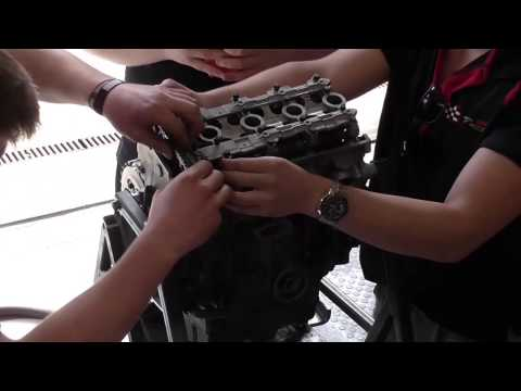 Engine Rebuild (UWE Open Day)
