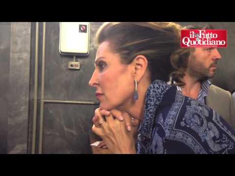 Video: la reazione della Santanchè in aula per la sentenza Ruby