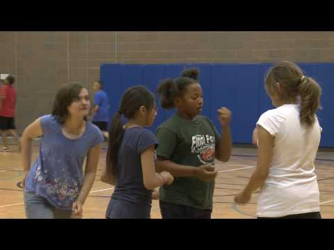 Physical Education Games, Volume 2 - Coach  Don Puckett - 88 Minute Instructional Video