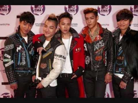 BigBang AT 2011 MTV EMA [Photos]