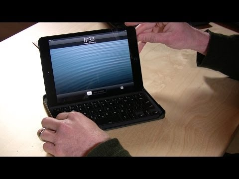 Kensington Keycover Bluetooth Keyboard and Stand for iPad Mini Review - K39797US