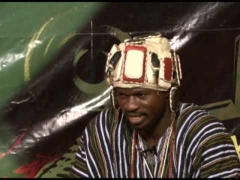 Kweku Bonsam is my apprentice 'Naatia