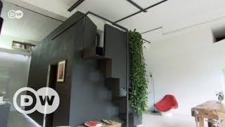 Turning a garage into a designer home | DW English - DEUTSCHEWELLEENGLISH