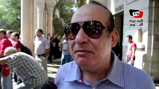 حسين عبدالغني يرثي أحمد سيف الإسلام: «خسارة عظيمة لليسار» (فيديو) | المصري اليوم