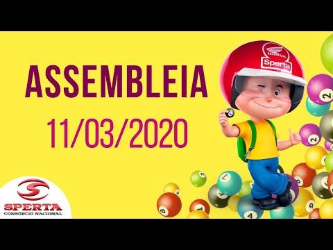 Sperta Consórcio - Assembleia - 11/03/2020