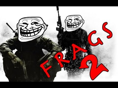The Frags - 2 | Time for Online | Black Ops n Modern Warfare 3 Funtage |
