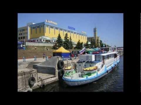 Мой родной город Саратов