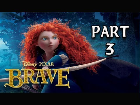 Brave Walkthrough - Part 3 Fire Power Let's Play PS3 XBOX PC