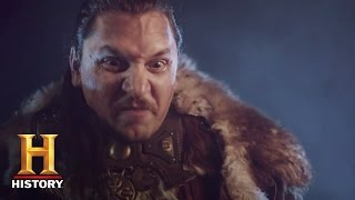 Barbarians Rising: Attila - The Hun | Documentary Event Finale Monday 9/8c | History - HISTORYCHANNEL