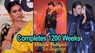 DDLJ completes 1200 Weeks : Kajol says Incredibly Special film - IANSINDIA