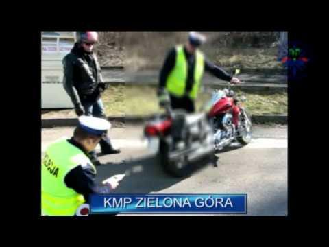 Kontrola motocykli i sprawdzenie głośności tłumika MrHuman89