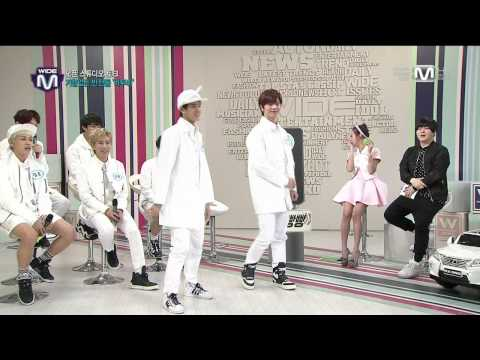 [140306] BTOB - Girl group's Dance (Cut)