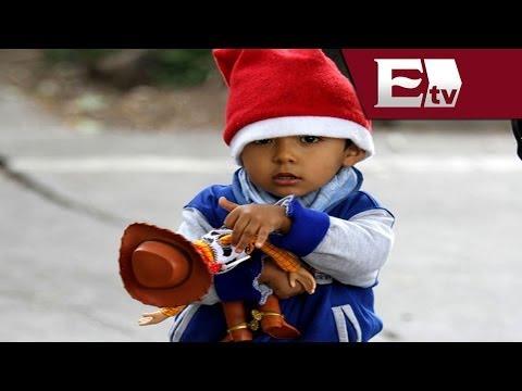 Reyes Magos llevan regalos a niños maltratados  / Titulares con Vianey Esquinca