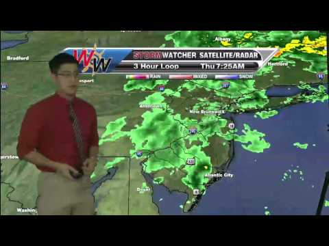 October 23rd, 2014 Morning Forecast