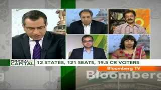 "Political Capital- ""See Nifty At 6900 On +Ve Election Outcome"" - BLOOMBERGUTV"