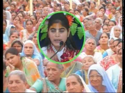 Sadhvi Chitralekha Deviji - Day 2 of 7 Shrimad Bhagwat Katha - Part 23 of 26