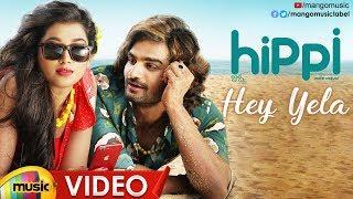 Hey Yela Full Video Song 4K | Hippi Movie Video Songs | Kartikeya | Digangana | Nivas K Prasanna - MANGOMUSIC