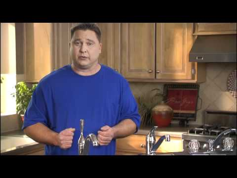 What is a faucet stem and why would I need to replace it?  Part 1