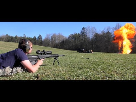 50BMG vs. Propane Tanks?