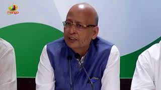 Gross Interference In EC's Working, BJP Looking At Defeat In Gujarat: Abhishek Singhvi | Mango News - MANGONEWS