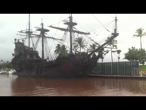 Queen Anne's Revenge: Blackbeard's Ship