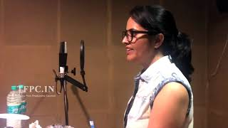 Anchor Anasuya Dubbing For Kathanam Movie | TFPC - TFPC