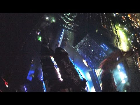 Human Slingshot - Nighttime Jump (Catapult BASE)