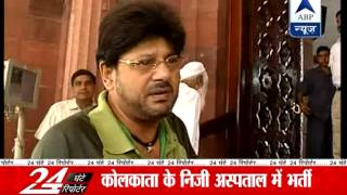 Tapas Paul admitted to hospital after suffering brain stroke - ABPNEWSTV