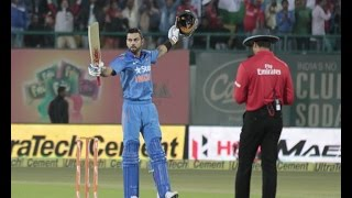 Virat Kohli's 127-run knock vs WI- Superb - IANSINDIA