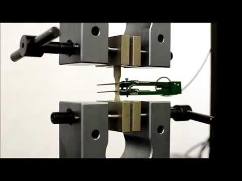Micro Tensile Strength Test of Plastic per ASTM D638