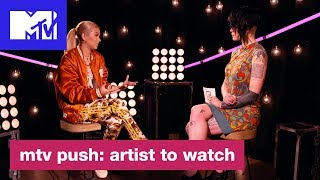Hayley Kiyoko Opens Up About Being A Gay Role Model | MTV Push: Artist to Watch - MTV