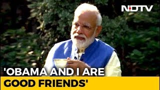 """Barack Obama Asks Me A Question Every Time We Meet"": PM To Akshay Kumar - NDTV"