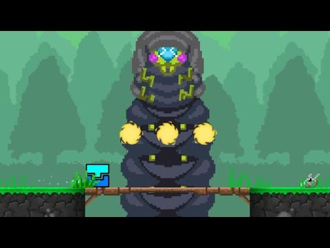 BEST BOSSFIGHT EVER! :0 | Geometry Dash 2.1 : Sword Of Xolan II - Nightlex (some different style)