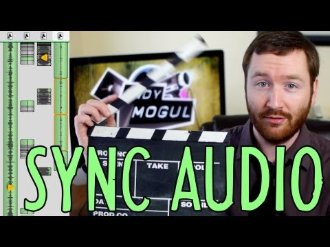 Techniques for Synchronizing Audio—can Pluraleyes sync 132 clips? Indy News
