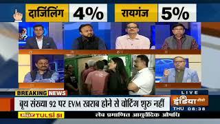 Lok Sabha Elections 2019: VOTE डालने के बाद Sushil Shinde बोले,  BJP देश को हिंदूवादी बनाना चाहती है - INDIATV