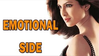 Priyanka Chopra's EMOTIONAL SIDE - EXCLUSIVE