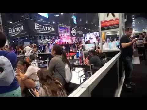 Nightclub & Bar Trade Show & Pizza Expo 2014