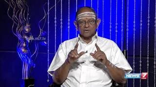 "Andrada Aanmigam 18-04-2016 ""Are you proud of the company you work for?"" – NEWS 7 TAMIL Show"