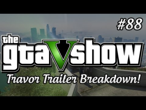 GTA 5 - GTA 5 Trevor Trailer Breakdown Analysis (w/ Olli43)