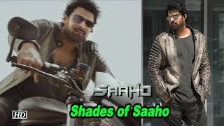 Saaho | Shades of Saaho | Happy Birthday Prabhas - BOLLYWOODCOUNTRY
